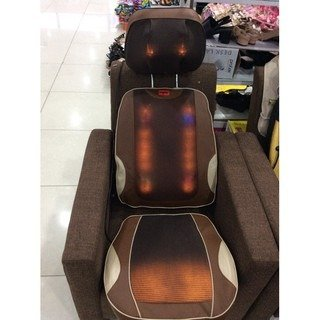 Đệm massage giảm đau thư giãn toàn thân Ayosun nhập khẩu Hàn Quốc bảo hành chính hãng 5 năm4
