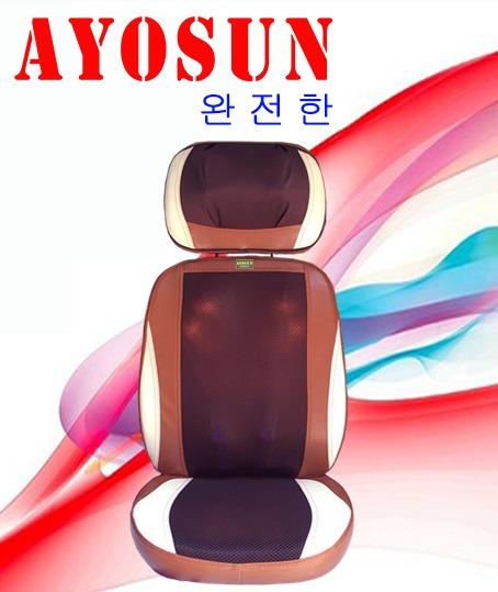 Đệm massage giảm đau thư giãn toàn thân Ayosun nhập khẩu Hàn Quốc bảo hành chính hãng 5 năm3