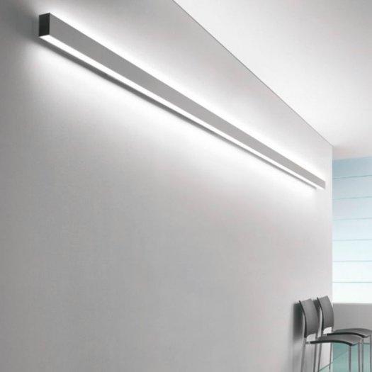 Đèn led thanh ốp tường 2 mặt chiếu 36w ốp vách0