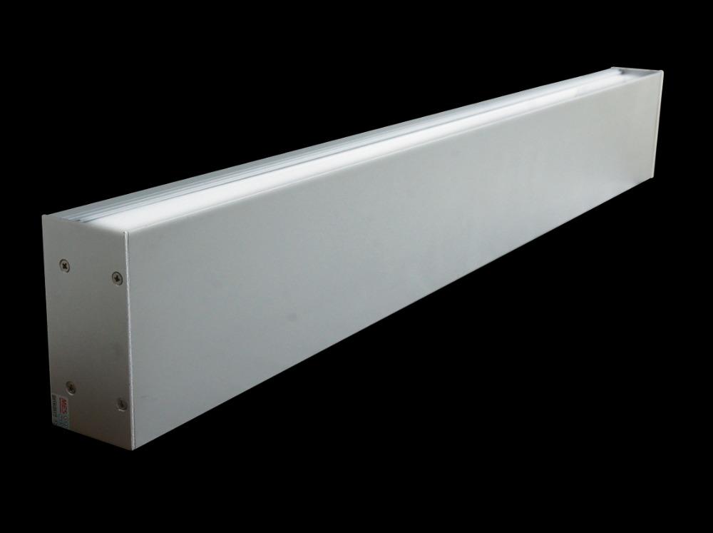 Đèn led thanh ốp tường 2 mặt chiếu 48w ốp vách1