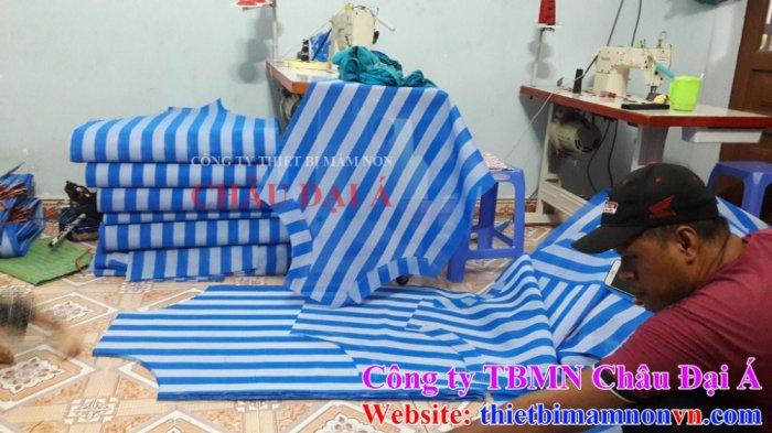 Giường ngủ cho trẻ mầm non, trẻ mẫu giáo5