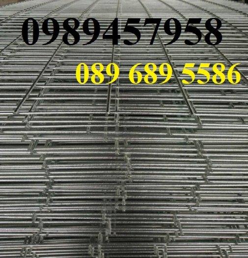 Lưới thép phi 10 ô 100x200, Thép A10 200*200, Lưới thép hàn chập Phi 10 200x2004