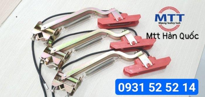 Chổi tiếp điện cầu trục 1p 60a hãng myungshin14
