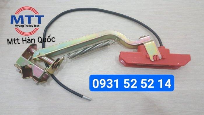 Chổi tiếp điện cầu trục 1p 60a hãng myungshin9