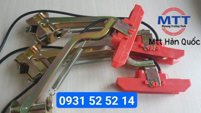 Chổi tiếp điện cầu trục 1p 60a hãng myungshin7