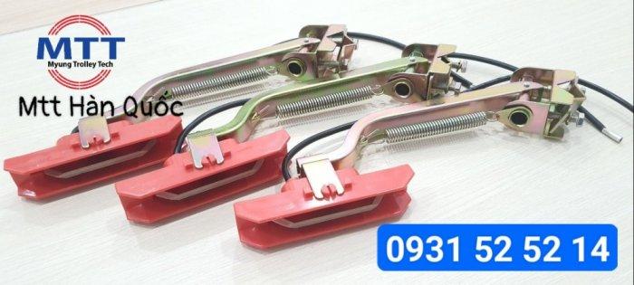 Chổi tiếp điện cầu trục 1p 60a hãng myungshin3
