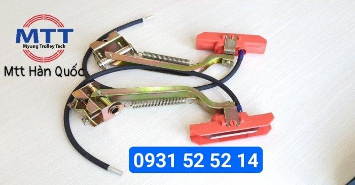 Chổi tiếp điện cầu trục 1p 90a hãng myungshin chính hãng12