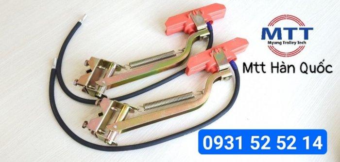 Chổi tiếp điện cầu trục 1p 90a hãng myungshin chính hãng3