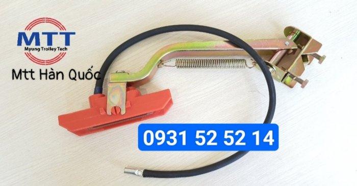 Chổi tiếp điện cầu trục 1p 90a hãng myungshin chính hãng2