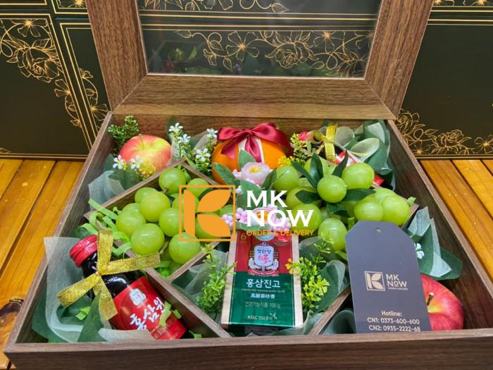 Đặt hộp quà tặng Mother's Day - FSNK238 - MKnow.vn - 0373 600 6001