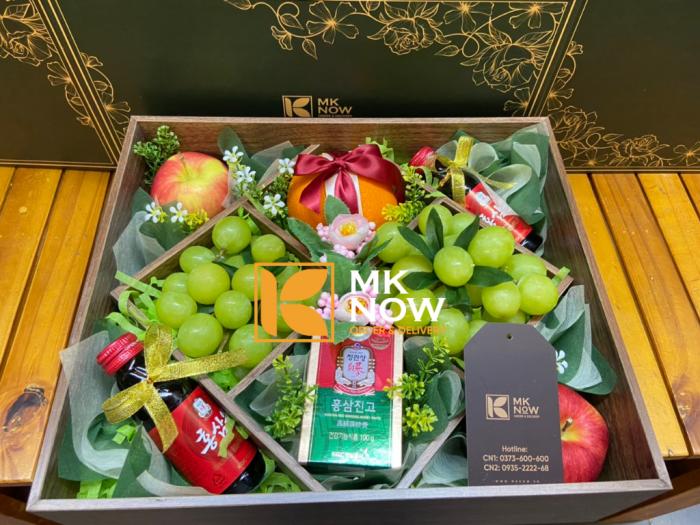 Shop hộp quà tặng Mother's Day - FSNK238 - MKnow.vn - 0373 600 6003