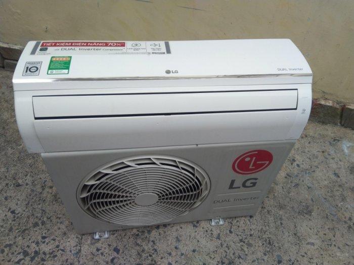 Máy Lạnh LG Inverter 1hp V10ENWN6