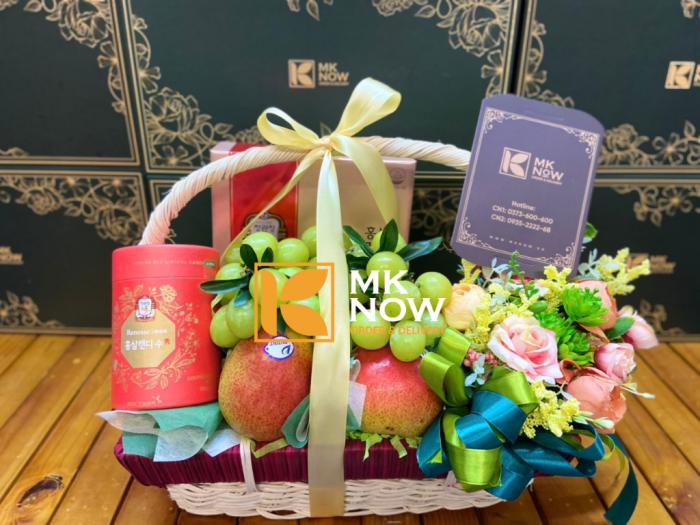 Giỏ quà tặng Happy Mother's Day - FSNK2390