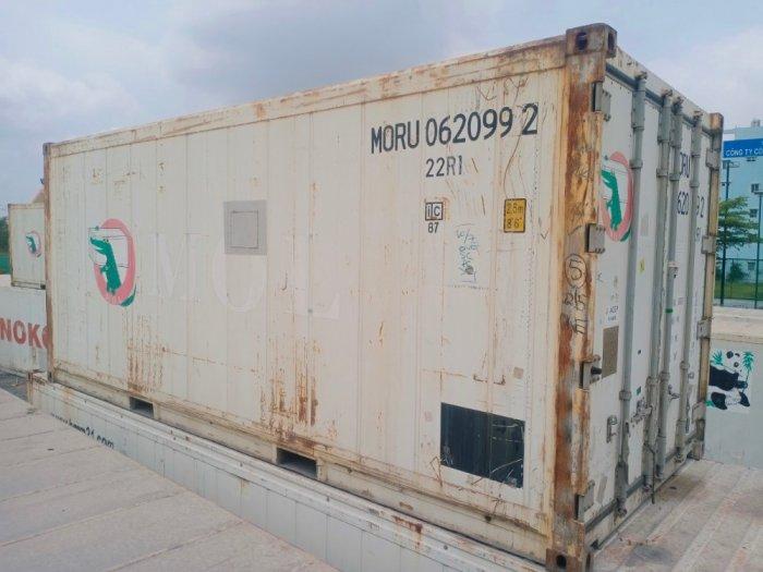 Container lạnh chứa hàng hóa đông lạnh2