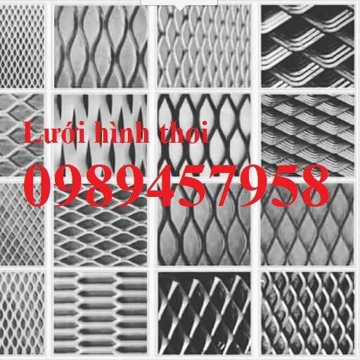Lưới hình thoi làm cầu thang, Lưới sàn thao tác, lưới xg19, xg20, xg21, xg42, xg432