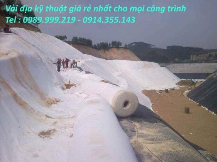 Suncogroupvn chuyên vải địa kĩ thuật lót dải đường,be bờ,bãi rác giá thành rẻ 20211
