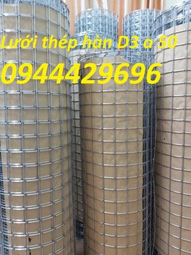 Lưới thép hàn D3 a 50x50 khổ 1m4