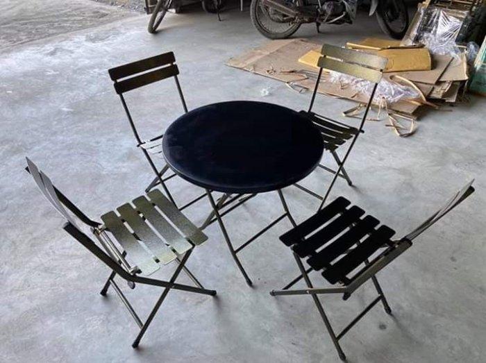 Bộ bàn ghế xếp ngồi êm nhất..7