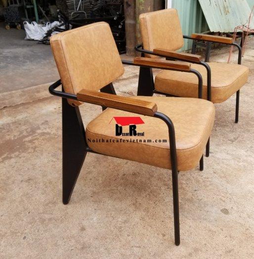 Ghế sofa cafe cao cấp2