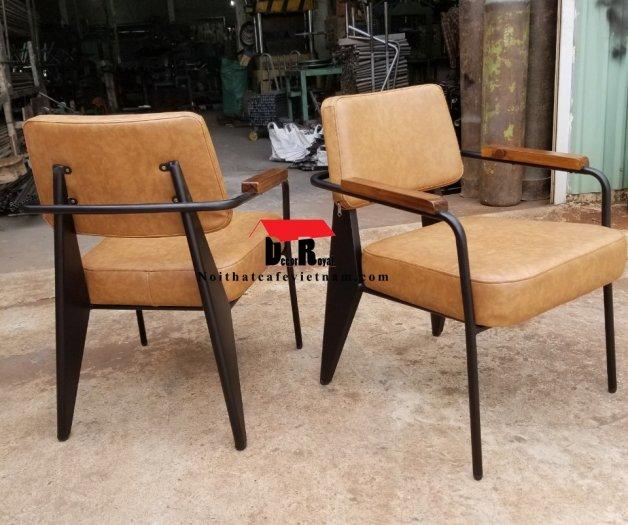 Ghế sofa cafe cao cấp1