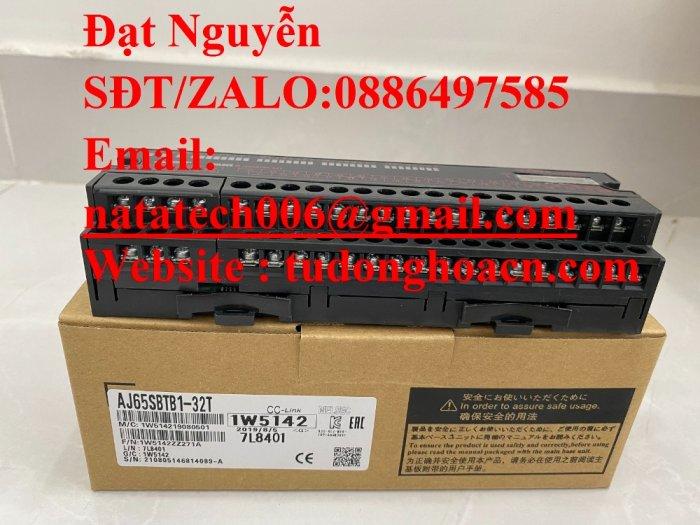 CC link Mô đun AJ65SBTB1-32T mitsubishi giá tốt2