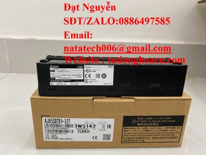 CC link Mô đun AJ65SBTB1-32T mitsubishi giá tốt1