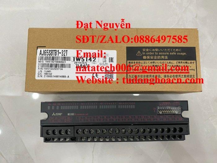 CC link Mô đun AJ65SBTB1-32T mitsubishi giá tốt0