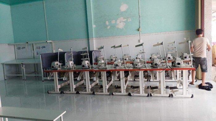 Cần thanh lý máy may 1 kim điện tử Juki DDL-8700 nhật bãi chính hãng  giá gốc tại kho1