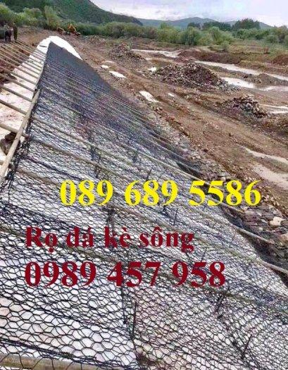 Báo giá Rọ đá 2x1x0,5, 2x1x1 và 1x1x1, Rọ thép 2x1x1m - Rọ thép có sẵn0