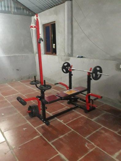 Giàn tạ tập gym6