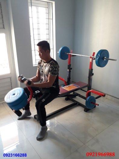 Giàn tạ tập gym5