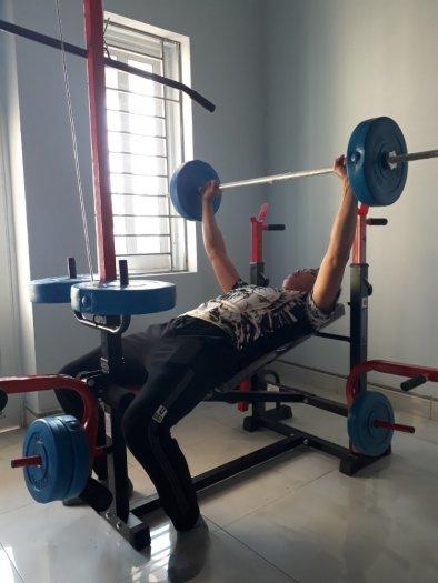Giàn tạ tập gym4
