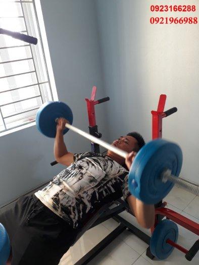 Giàn tạ tập gym3