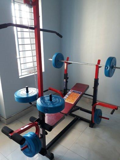 Giàn tạ tập gym2