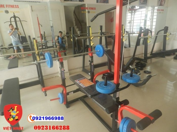 Giàn tạ tập gym1