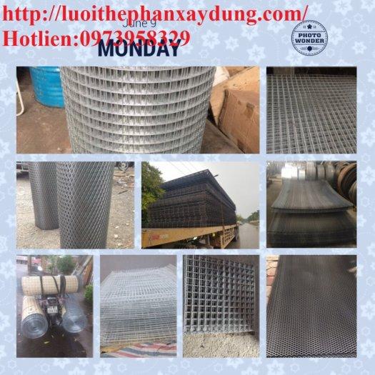 Nhận sản xuất lưới thép hàn - lưới kéo giãn - lưới hàng rào phi 1, phi 2, phi 2.5, phi 2.7 ,......phi 10, phi 11, phi 1227