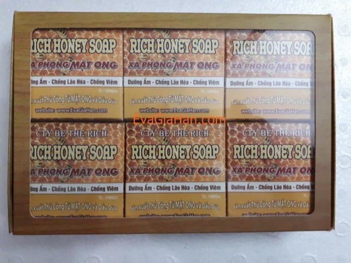 Xà Phòng dầu dừa mật ong sản xuất xà phòng oraganic chất lượng1
