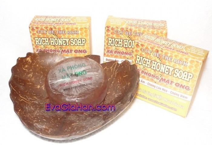 Xà Phòng dầu dừa mật ong sản xuất xà phòng oraganic chất lượng5