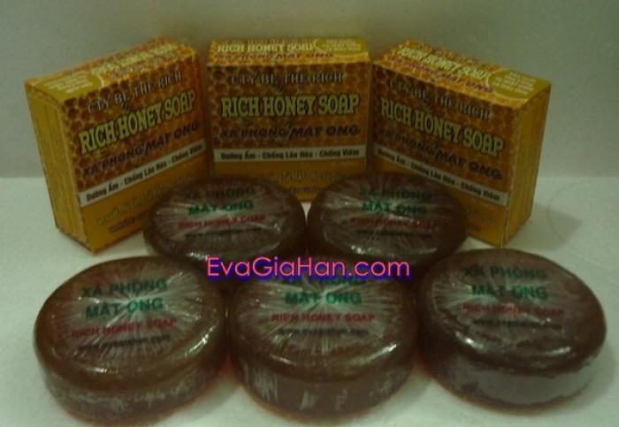 Xà Phòng dầu dừa mật ong sản xuất xà phòng oraganic chất lượng9