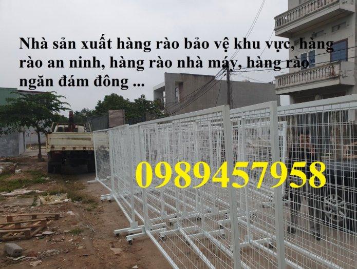 Hàng rào điều tiết giao thông, hàng rào chắn tạm thời, Hàng rào chắn có bánh xe11