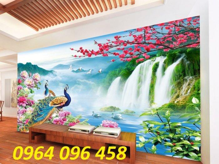 Tranh 3d - tranh gạch 3d phòng khách - phòng ngủ3