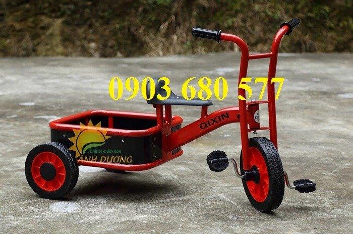 Xe đạp 3 bánh trẻ em nhập khẩu - Đa dạng mẫu mã, màu sắc, chất lượng cao5