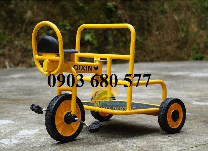 Xe đạp 3 bánh trẻ em nhập khẩu - Đa dạng mẫu mã, màu sắc, chất lượng cao2