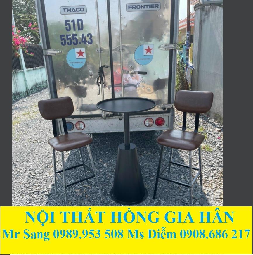 Bộ Bàn Ghế Quán Bar Giá Rẻ Tp.HCM0