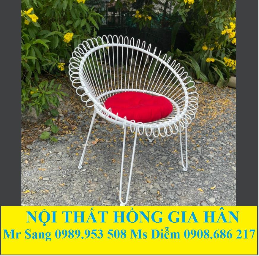 Ghế Cafe Vintage HGH0