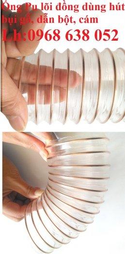 Ống hút bụi lõi đồng phi50 dùng cho máy bào10