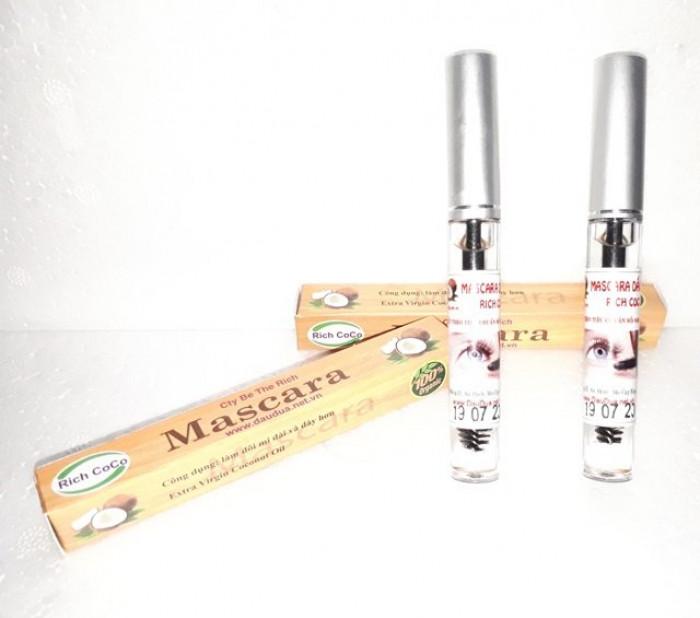 Mascara dầu dừa dưỡng mi Be The Rich -chuốt mi dầu dừa sỉ   0975 603 004 Công ty TNHH Be The Rich