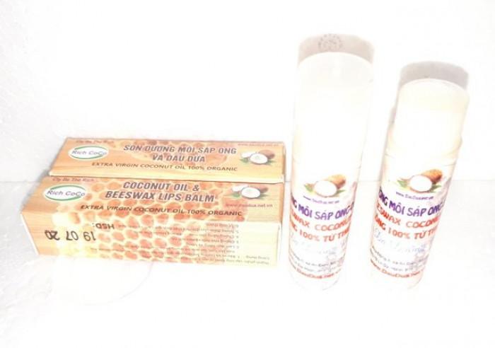 Dầu dừa nguyên chất dưỡng môi chai bi lăn nguồn hàng sỉ  Công ty TNHH Be The Rich - 0975 603 0045