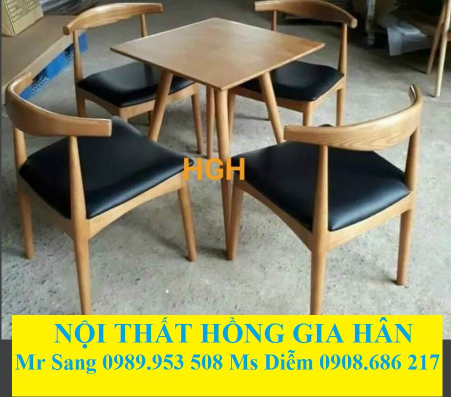 Bàn Ghế Quán Cafe, Trà Sữa Giá Rẻ0