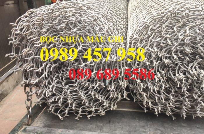 Lưới b40 bọc nhựa mới 100%, Lưới rào B40 bọc nhựa, mạ kẽm6